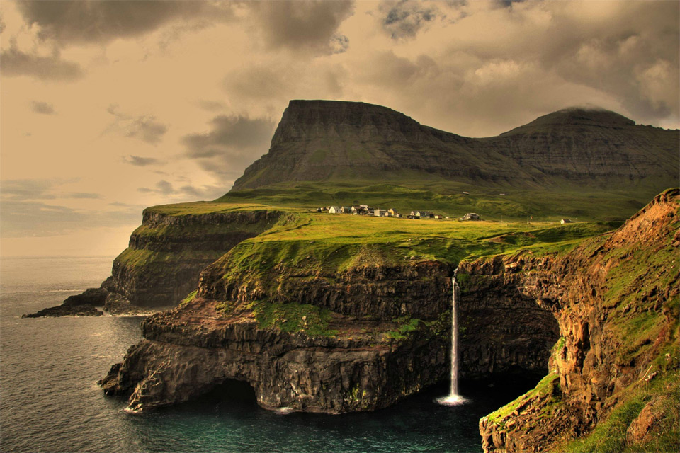 gásadalur-village-faroe-islands
